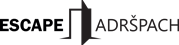 Escape Adršpach Logo